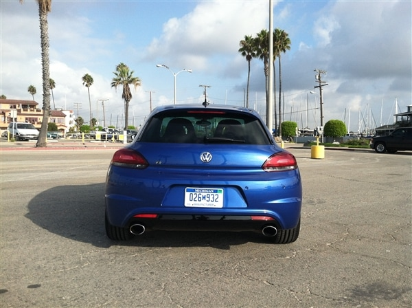 Speed Dating 48 Hours With The Volkswagen Scirocco R Kelley Blue Book
