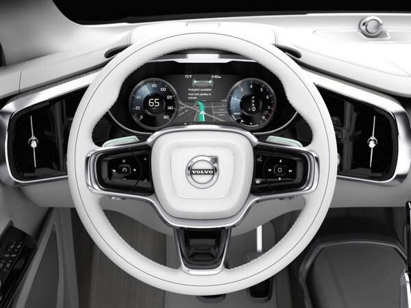 Drivers Insurance Quote >> Volvo Concept 26 previews autonomous driving - Kelley Blue ...