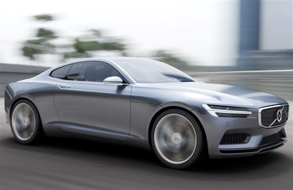 Volvo Concept Coupe Previews 2015 Xc90 Design Cues Kelley Blue Book
