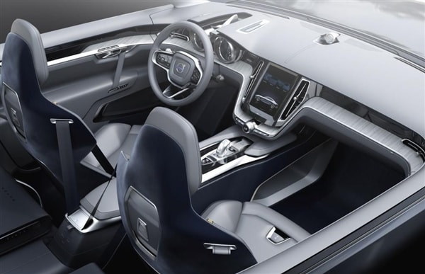Volvo Concept Coupe Previews 2015 Xc90 Design Cues