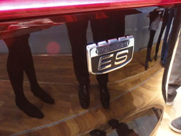 Volvo Concept Estate showcases intuitive new interface 6