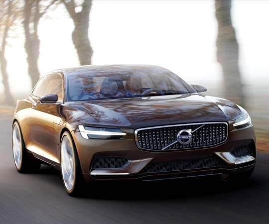 Volvo Concept Estate showcases intuitive new interface 22