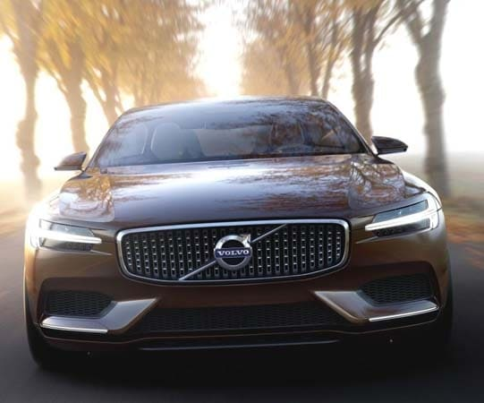 Volvo Concept Estate showcases intuitive new interface 23