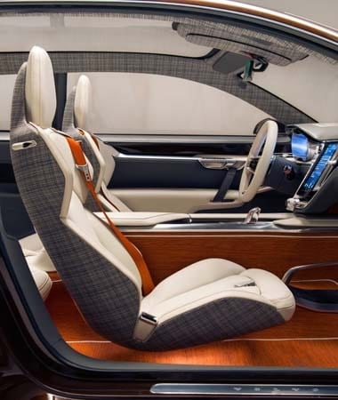 Volvo Concept Estate showcases intuitive new interface 34