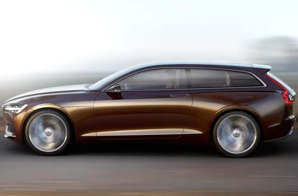 Volvo Concept Estate showcases intuitive new interface 27