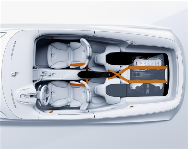 Volvo Concept Xc Coupe Makes Detroit Debut Kelley Blue Book