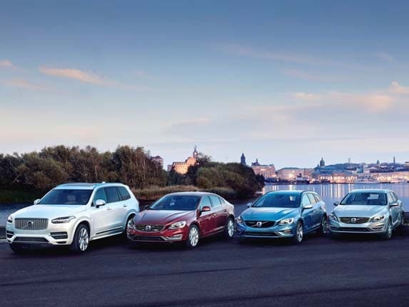 Volvo Outlines Future Electrification Small Cars Kelley