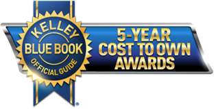 2018 5-Year Cost to Own Award Winner