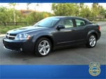 2008 Dodge Avenger Review