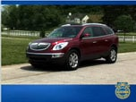 2008 Buick Enclave Review Photo