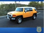 2008 FJ Cruiser Review Photo