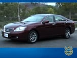 Lexus ES 350 Video Review Photo