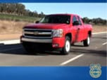 2008 Chevy Silverado 2500 HD Extended Cab Review Photo