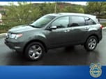2008 Acura MDX Review Photo