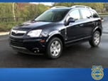 2008 Saturn Vue Review Photo