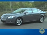 2008-2012 Chevrolet Malibu Review