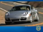 2007-2013 Porsche Cayman Review Photo