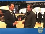 Maserati Interview - 2008 NAIAS