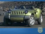 Jeep Renegade Concept Photo