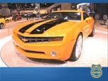 Chevrolet Camaro Concept - Video Photo