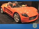 YES Roadster - Chicago Auto Show Video