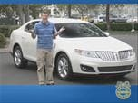 2008 Lincoln MKS - A First Look Photo