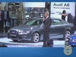 Audi A6 Bows in Moscow - Latest News Video