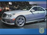 2010 Mercedes-Benz E63 AMG Auto Show Video