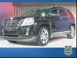 2010 GMC Terrain Auto Show Video