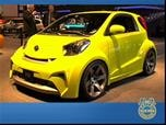 Scion iQ Concept Auto Show Video Photo