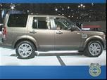 2010 Land Rover LR4 Auto Show Video Photo