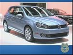 2010 Volkswagen Golf Auto Show Video