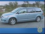 Volkswagen Routan Video Review Photo