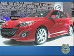 2010 Mazda MazdaSpeed3 Auto Show Video