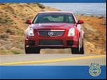 Cadillac CTS-V Feature Photo