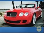 2010 Bentley Continental GTC Speed Video Review Photo