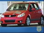 Suzuki SX4 Sportback Feature Video Photo