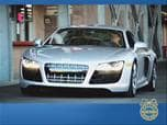 Audi R8 525-Horsepower Performance Video Photo