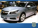 Chevy Cruze LA Auto Show Video