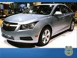 Chevy Cruze Walkaround Video LA Auto Show