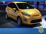 Ford Fiesta LA Auto Show Video Photo