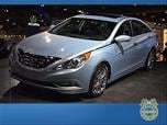 Hyundai Sonata LA Auto Show Video Photo