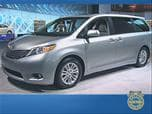 Toyota Sienna LA Auto Show Video Photo