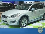 Volvo C30 BEV Concept Auto Show Video Photo