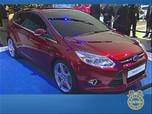 2012 Ford Focus Auto Show Video