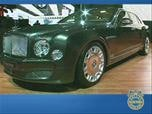 Bentley Mulsanne Auto Show Video