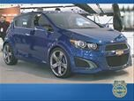 Chevrolet Aveo RS Concept Auto Show Video