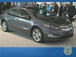 GM Electric Vehicle Auto Show Video