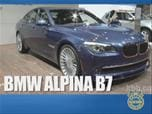 BMW Alpina B7 Auto Show Video Photo