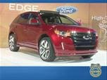 2011 Ford Edge Auto Show Video